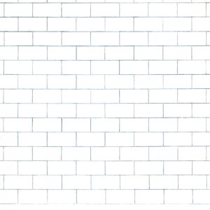 Album cover for The Wall by Pink Floyd featuring the song Comfortably Numb