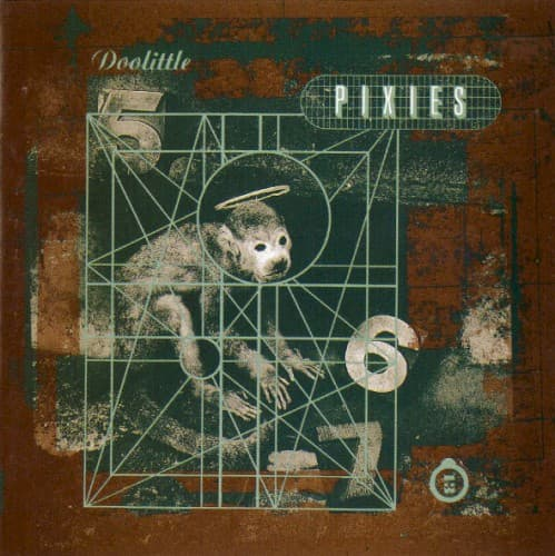 Cover art for Doolittle by Pixies featuring the song I bleed