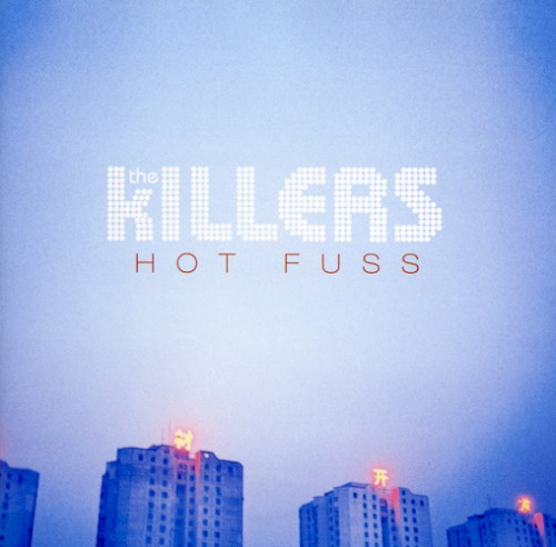 Cover art for Hot Fuss by The Killers featuring the song Mr. Brightside