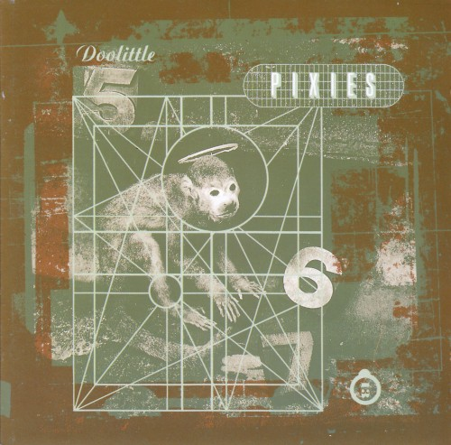 Cover art for Doolittle by Pixies featuring the song Debaser