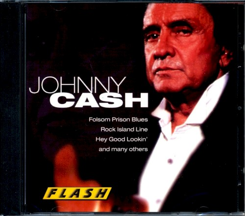Album cover for I Walk The Line by Johnny Cash featuring the song I Walk The Line