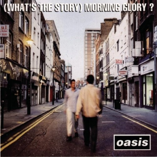Cover art for (What's the Story) Morning Glory? by Oasis featuring the song Wonderwall
